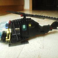 Neuer Lego-Hubschrauber