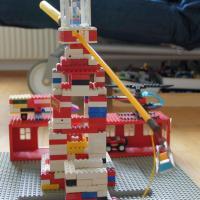 daham #13: Lego-Kran