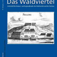 """Neue Ausgabe der Zeitschrift """"Das Waldviertel"""" zu Wahlergebnissen in Österreich und Tschechien in der Zwischenkriegszeit"""