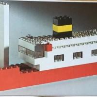Alte Legoanleitungen